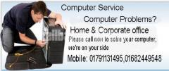 Computer Service Provided Your Home/Corporate Office