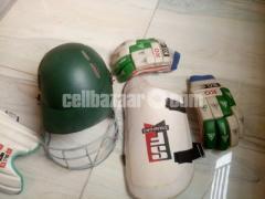 Cricket Accesories