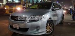 Toyota axio fielder 2011 g edition - Image 2/5
