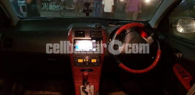 Toyota axio fielder 2011 g edition - 3/5