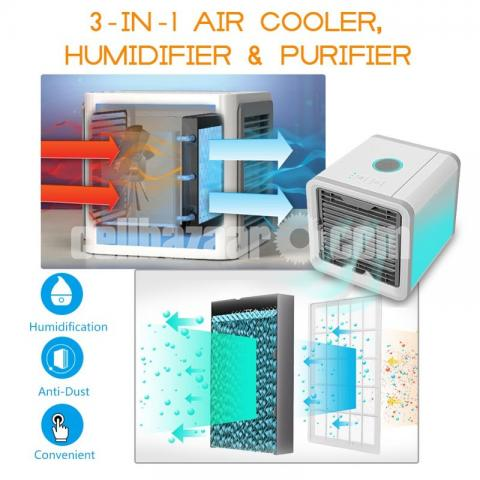 New Personal Air Cooler 4 in 1 - 4/5