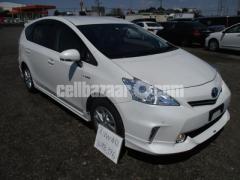 Toyota Prius S' Alpha