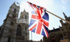 UK Tourist or Business Visa (United Kingdom)