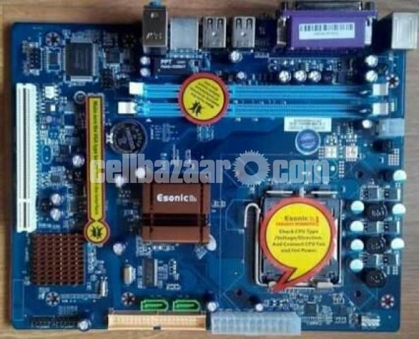 ESONIC MOTHERBOARD VGA DRIVERS WINDOWS XP