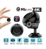 Spy Camera 4K Mini Wifi IP Camera Night Vision