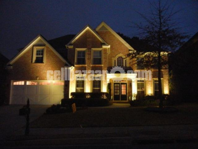 Exterior Lighting Solutions Repair Outside Systems