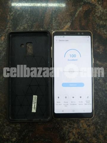 Samsung Galaxy A8 plus 6/64gb gold Urgently money needed - 1/5