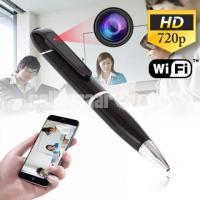 Spy Camera Pen Wifi IP Camera HD With Voice & Video Recording