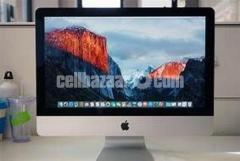 Mac PC, 21.5 inch display, 8 GB ram