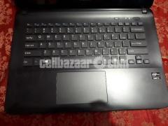 Sony Vaio core i5 fresh laptop