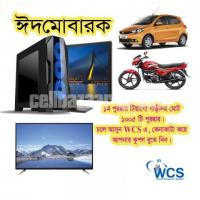 VIEW ONE 40'SMART HD LED TV