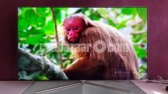 65 inch samsung Q7F  4K ULTRA QLED TV