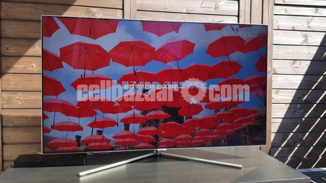 75 inch samsung  Q7F  4K SMART QLED TV - 1/3