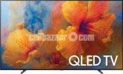 65 inch samsung Q9F 4K SMART QLED TV