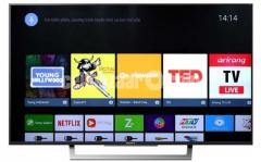 75 inch sony bravia X8500E 4K  ANDROID TV