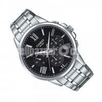WW0343 Original Casio Enticer Multifunction Stainless Steel Chain Watch MTP-EX300D-1AV