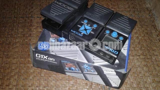 zoom g1xon guiter effect - 3/3