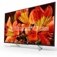 85 inch sony bravia X8500F 4K HDR ANDROID TV