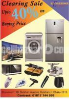 Hi-Fashion Electronics Home Appliance