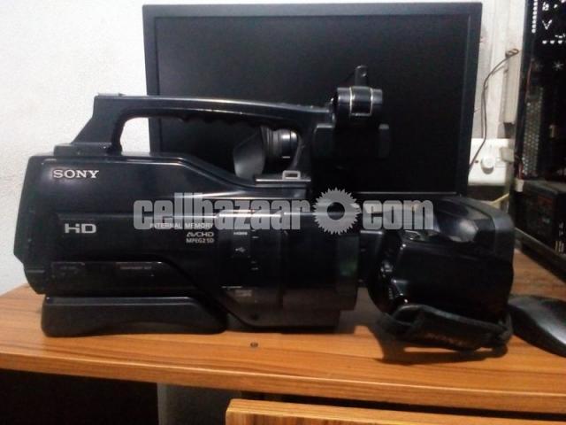 sony 1500p  Professional camera - 1/5