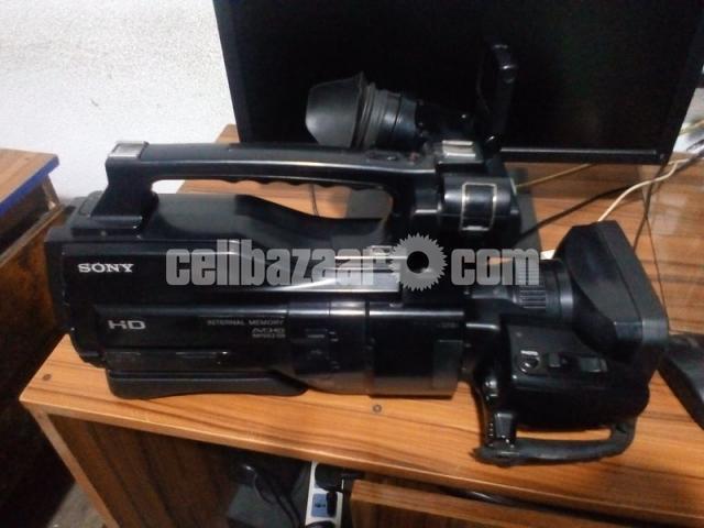 sony 1500p  Professional camera - 4/5