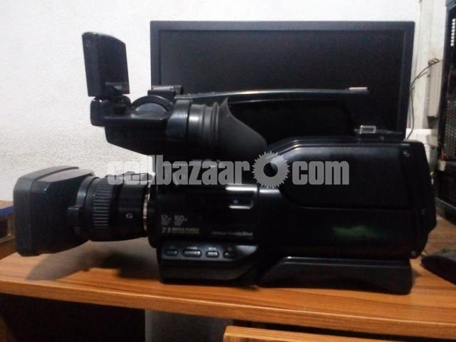 sony 1500p  Professional camera - 5/5