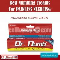 Dr.Numb is the best selling Anesthetic cream on the market today. Painless microneedilg