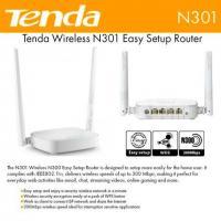 Tenda N301 Easy Setup Hi-Speed 300 Mbps Wireless N Router