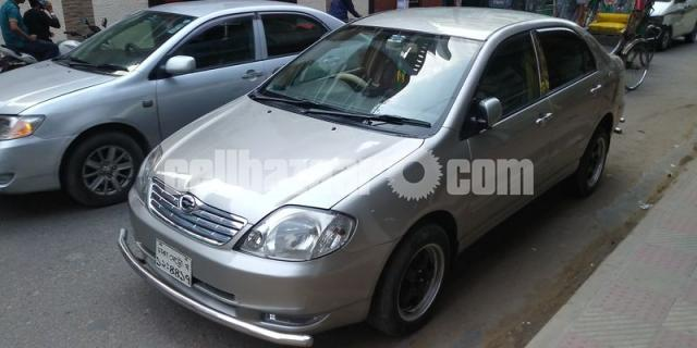 Toyota Corolla Assista 2003 - 1/5