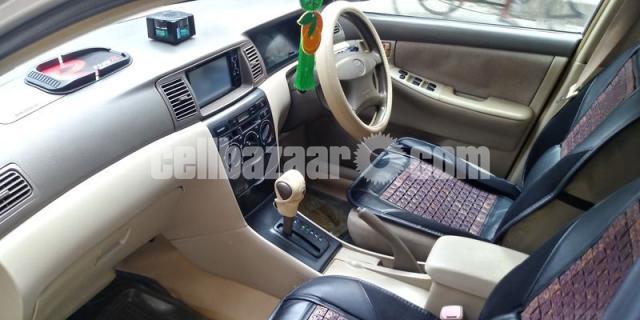 Toyota Corolla Assista 2003 - 5/5