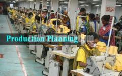 Training of Textile / Garments-Factory Setup, Industrial Engineering, Planning, Merchandising.