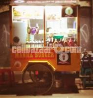Food cart / food van
