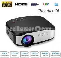 LED Mini Projector (HD 120ins)