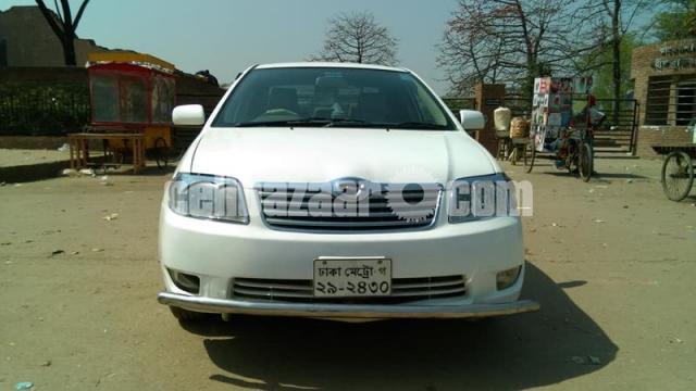 Toyota Corolla X Edition - 1/5