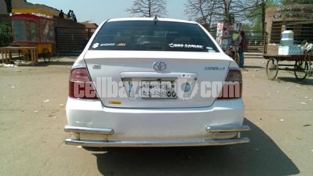 Toyota Corolla X Edition - 3/5