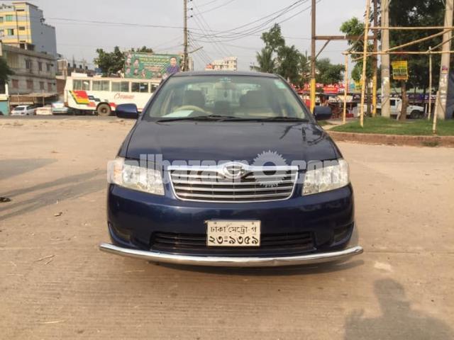 Toyota Corolla X - 1/5