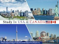Study in USA or Canada