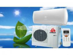 Chigo 1 Ton Model 156 wifi Energy Efficient AC