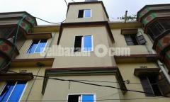 A three storied building near Savar EPZ