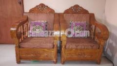 shogun kat 5 sit sofa + dressing table