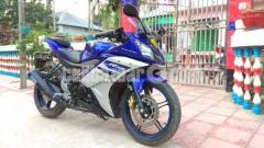 Yamaha R15 version 2 special edition