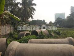 65 katha industrial land at kawranbazar - Image 1/4