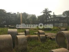 65 katha industrial land at kawranbazar - Image 2/4
