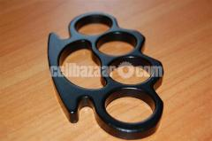 Metal Punch Ring / Fist Ring / Knuckles for Self-defense