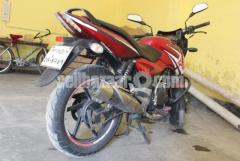 Pulsar ug4 red colour 150cc
