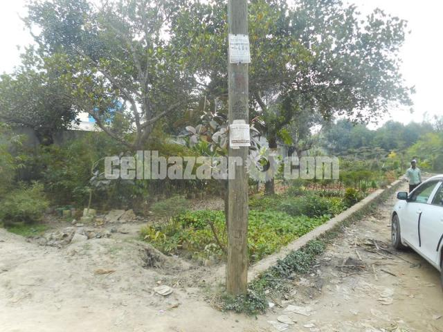 Plot rent in commercial area at Ashulia - 2/5
