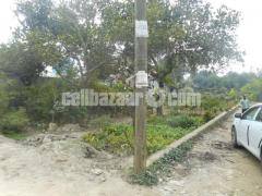 Plot rent in commercial area at Ashulia
