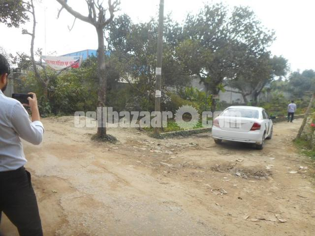 Plot rent in commercial area at Ashulia - 3/5