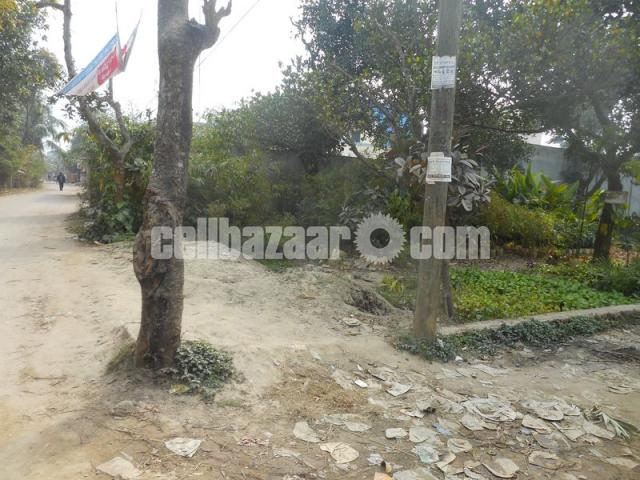 Plot rent in commercial area at Ashulia - 5/5