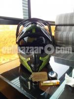 Helmet (steel bird)